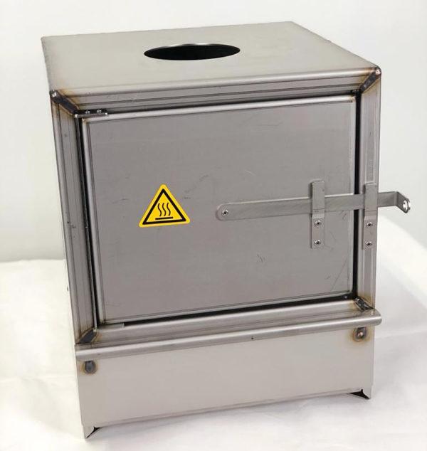 ZYKLON - Der sichere Shisha / Wasserpfeifen Kohle-Glutkasten